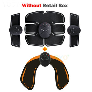 Muscle Stimulator Trainer Smart Fitness Abdominal Training