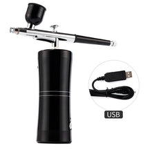 Load image into Gallery viewer, Air Brush paint Spray Gun Airbrush For Nail Art Design Tattoo