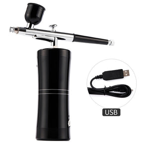 Air Brush paint Spray Gun Airbrush For Nail Art Design Tattoo