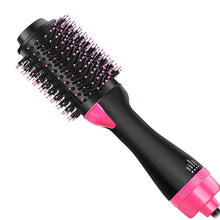 Load image into Gallery viewer, Hair Dryer & Volumizer Salon Hot Air Paddle Styling Brush