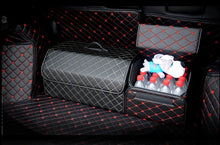 Load image into Gallery viewer, Car Trunk Organizer with Lid Portable box
