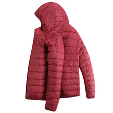 Load image into Gallery viewer, Heating Jackets Men Winter with Warm USB and theremostat