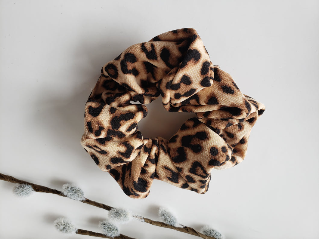 Scrunchie - Animal Print