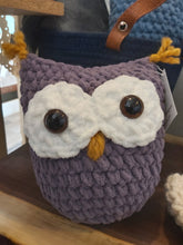 Load image into Gallery viewer, Crochet Owl