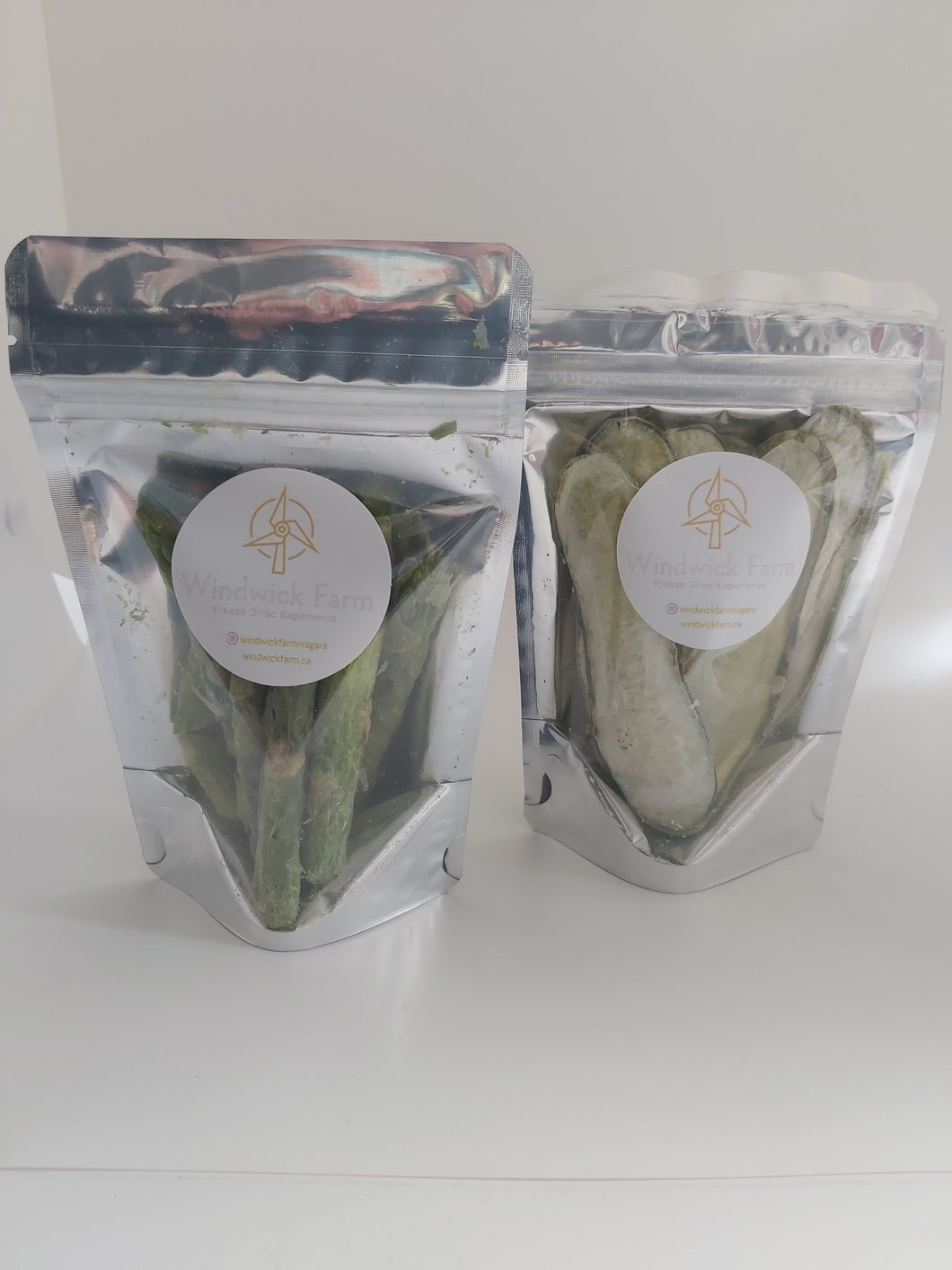 Freeze Dried Veggies - Sampler Size