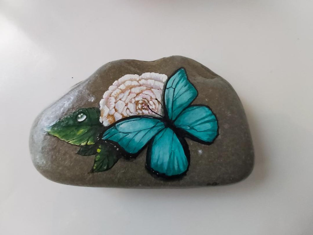 Rock Art - Butterfly