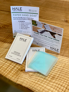 Paper Hand Soap - Sea Breeze