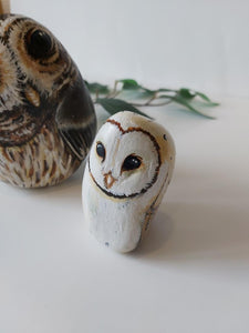 Rock Art - Owl