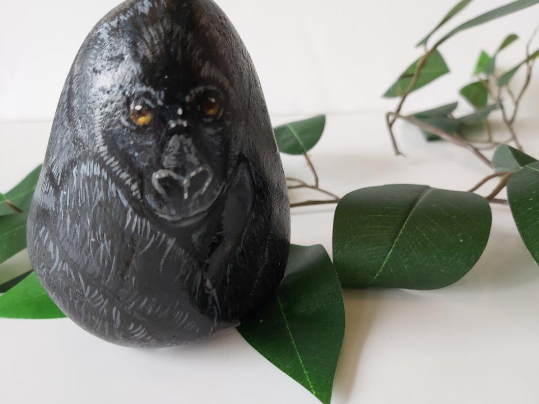 Rock Art - Gorilla