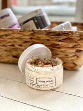 Load image into Gallery viewer, Whipped Sugar Scrub - White Witch
