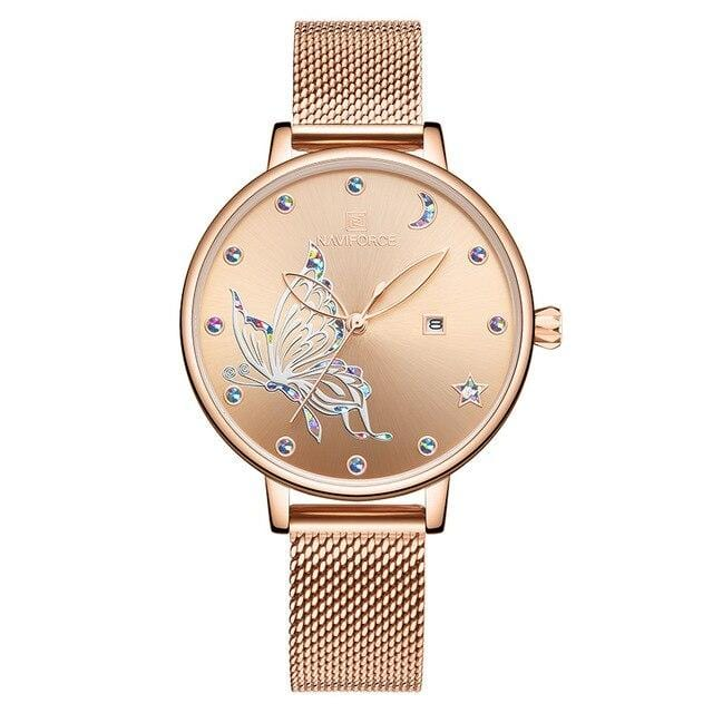 Montre Butterfly
