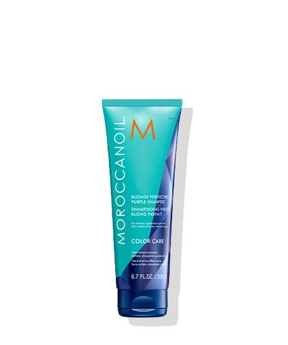 MOROCCANOIL  BLONDE PERFECTING PURPLE SHAMPOO