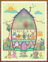 Easter Bunny House: Part 2 of 4