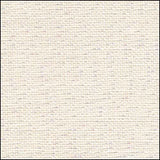 White Opalescent 32 Count Linen