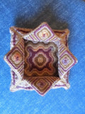 Bargello Lotus Box