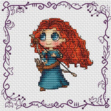 Baby Princess Merida