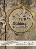Beesy at Stitching Chart Pack