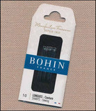 Bohin Sharps Size 10 Needles