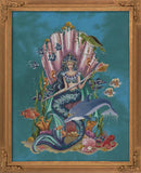 Amphitrite Queen Goddess of the Sea