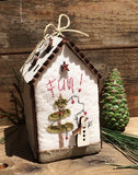 Christmas House: Fun - Patchwork Kit