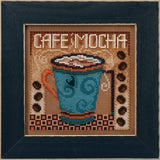 Cafe Mocha - Autumn Buttons & Beads