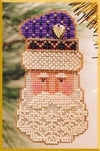 Father Christmas - Charmed Santa Face