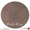 Winter Wren 36 Count Linen