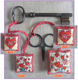 Hearts Scissors Keep