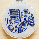 Hygge Dove - Embroidery Kit