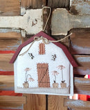 Fall Barn - Patchwork Kit