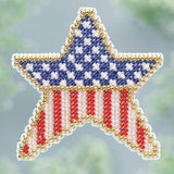 Patriotic Star - Spring Bouquet