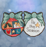Tis the Season - Sticks Ornaments