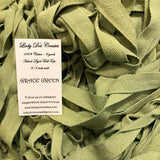 Grace Green Twill Tape 2yd