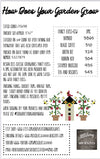 Pre-Order How Does Your Garden Grow