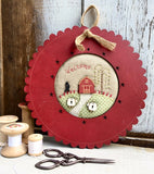 Welcome Countryside Barn - Patchwork Kit