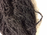 Licorice Eyelash Chenille 9yd
