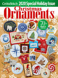 Just Cross-Stitch Christmas Ornament Special Collector's Issue