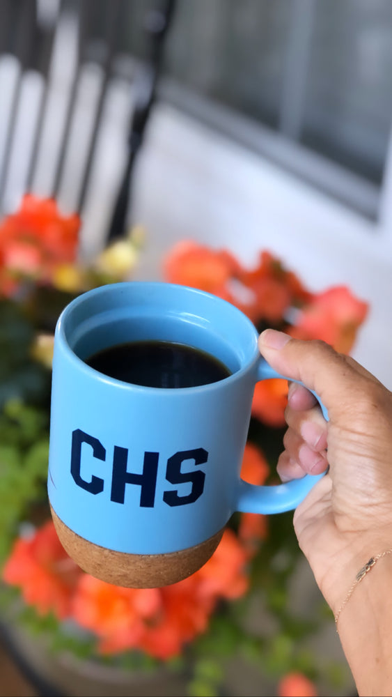 CHS Coffee Mug Haint Blue