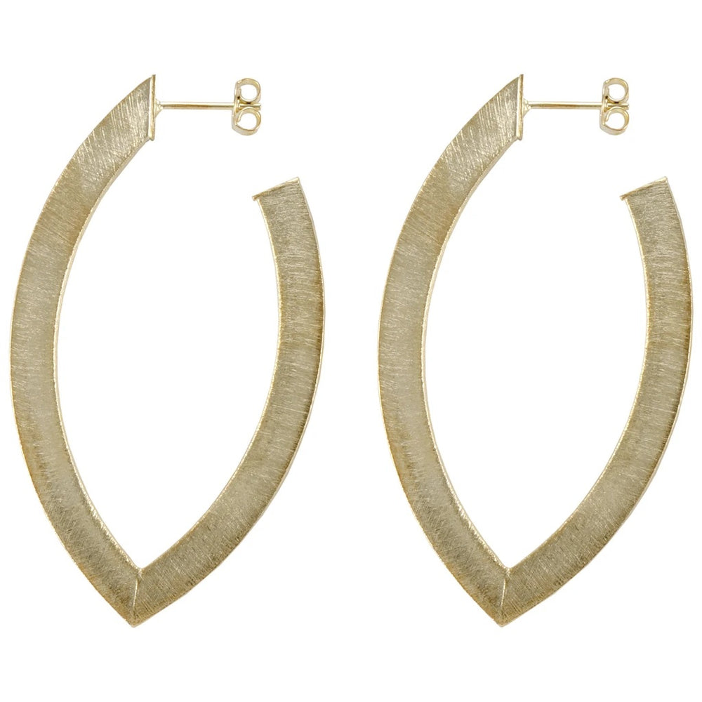 Smaller Alba Hoop Earrings