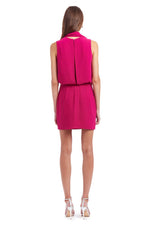 Philippe Dress-Magenta
