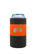 Non-Tipping Can Cooler by Toadfish- Orange