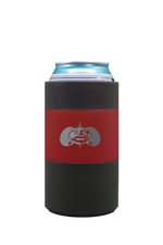 Non-Tipping Can Cooler by Toadfish- Red