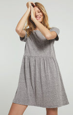 Lucia TriBlend Dress Grey