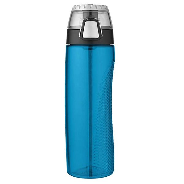THERMOS  710ml Single Wall BPA Free Eastman Tritan? Copolyester Hydration Bottle ? Teal