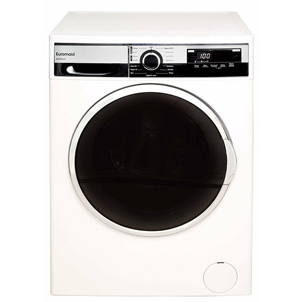 Euromaid EWD8045 8kg/4.5kg Front Load Washer Dryer Combo