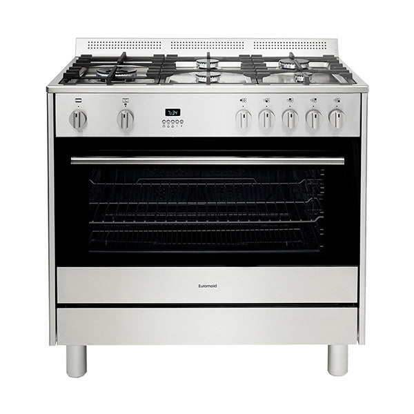 EUROMAID DUAL FUEL UPRIGHT COOKER