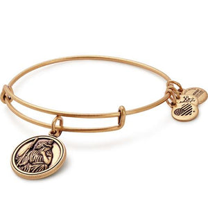 Alex and Ani | GP Saint Christopher Adjustable Bangle Bracelet Gold