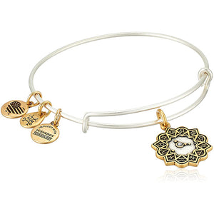 Alex and Ani | Two Toned Cancer Charm Bracelet