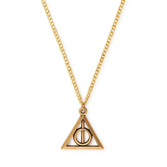 Alex and Ani | Harry Potter Deathly Hollows Pendant 24