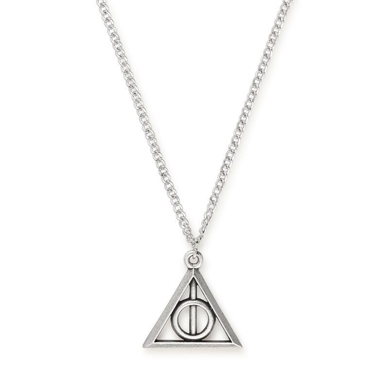Alex and Ani | Harry Potter Deathly Hollows Pendant 34